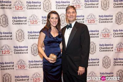 lea lindemuth in Italy America CC 125th Anniversary Gala
