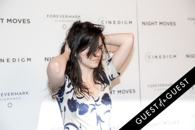 leah hennessey in Night Moves Premiere