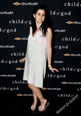 leah hennessey in Child of God Premiere