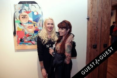 kitty crystal in So Far So Good New Works by Erik Jones, Alex Yanes and Hueman