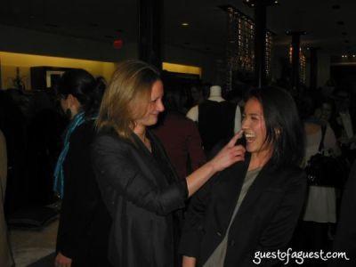 leah pierce in Gen Art Film Festival Launch Party
