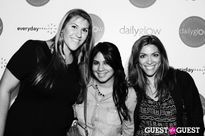 jessica acosta in Daily Glow presents Beauty Night Out: Celebrating the Beauty Innovators of 2012