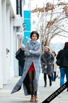 leandra medine in NYFW Street Style Day 3