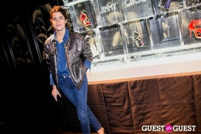 leandra medine in Jimmy Choo and Sandra Choi Celebrate the Cruise Collection