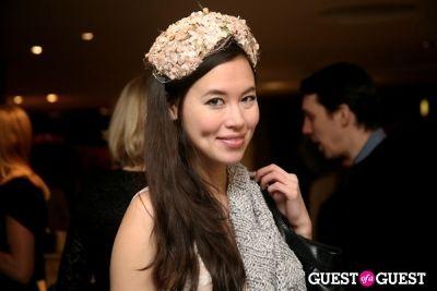 leanne mai-ly-hilgart in PETA Fashion Week Bash