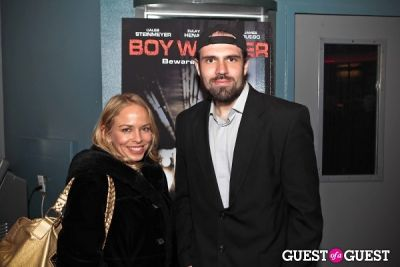 leanne melissa-bishop in New York Premiere of Boy Wonder & After Party to District 36