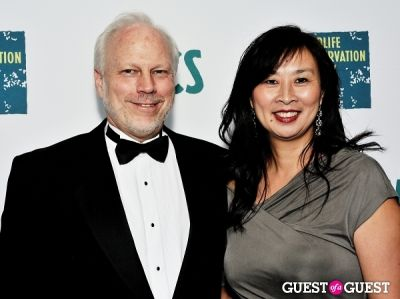 sue chin in Wildlife Conservation Society Gala 2013