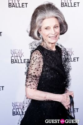 lee radziwill in New York City Ballet's Spring Gala
