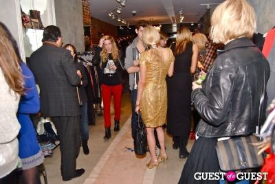 leesa rowland in Ashley Turen's Holiday Fashion Fete