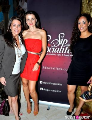 leia warren in Sip with Socialites @ Sax