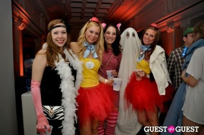 leigh anne-arnold in Carnegie Library Halloween (VIP)