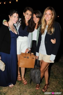leigh romano in Guest of a Guest and Curbed Hamptons Celebrate MTK Endless Summer