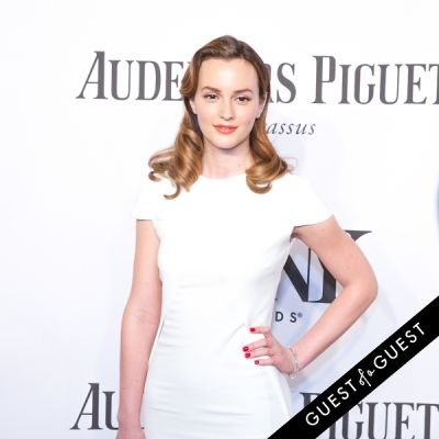 leighton meester in The Tony Awards 2014