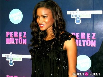 leila lopes in Perez Hilton's One Night in NYC /Open Sky Project