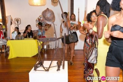 cassandra carmona in Brave Chick B.E.A.M. Award Fashion and Beauty Brunch