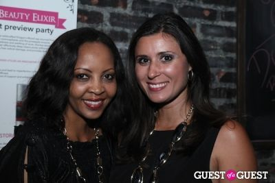 audra stafford in City Cosmetics' Dragon's Blood Beauty Elixir Preview Party