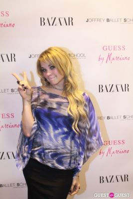 lenay dunn-mtv in Guess by Marciano and Harper's Bazaar Cocktail Party