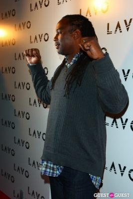 lennox lewis in Grand Opening of Lavo NYC