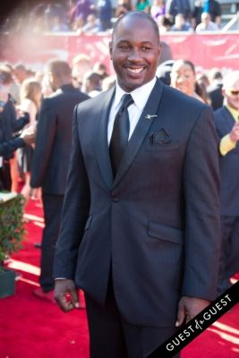 lennox lewis in The 2014 ESPYS at the Nokia Theatre L.A. LIVE - Red Carpet