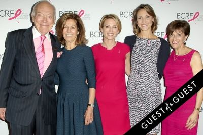leonard lauder in Breast Cancer Foundation's Symposium & Awards Luncheon