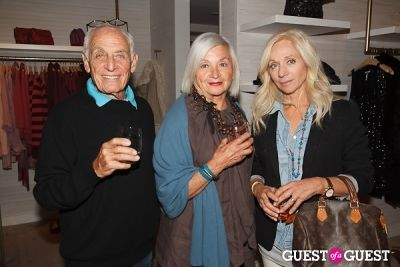 andrea zuckerman in Calypso St. Barth's October Malibu Boutique Celebration