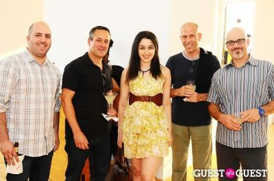 leora israel in WANT Launch Party