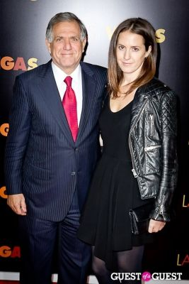 les moonves in Last Vegas Premiere New York