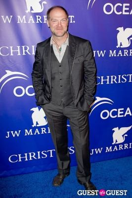 les stroud in Oceana's Inaugural Ball at Christie's