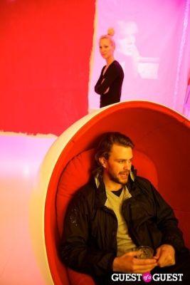 leslie bishop-mcleod in Incase for Andy Warhol