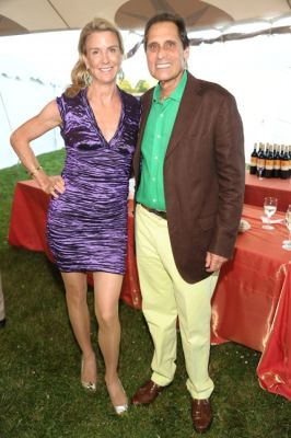 leslie feldman in Group for the East End's 40th Anniversary Benefit and Auction at the Wölffer Estate