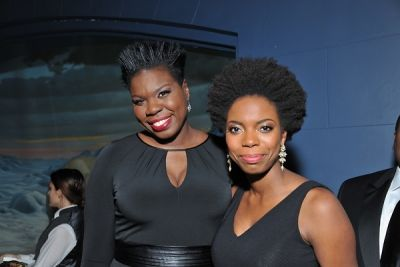 leslie jones in American Museum of Natural History Gala 2014
