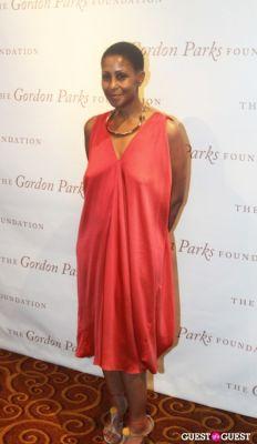 leslie parks in The Gordon Parks Foundation Awards Dinner and Auction