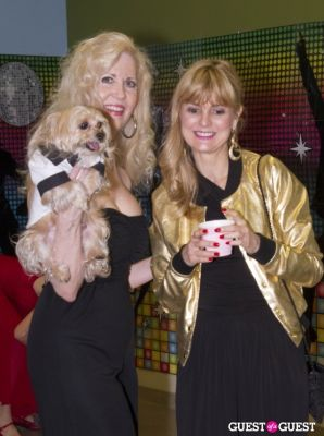 puccini the-amazing-yorkiepoo in Pebble Iscious and Z Zee's Disco Birthday Bash
