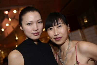 sally wu in Asia Society Benefit