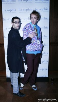 liam mcmullan in Lia Sophia Fashion Show at the Plaza