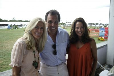 sam edelman in 37th Annual Hampton Classic