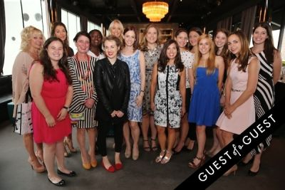 quin acciani in Women in Need Associates Committee Event