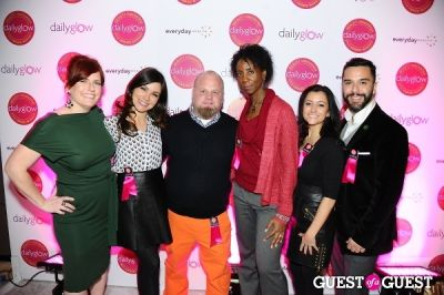 lauren cosenza in Daily Glow presents Beauty Night Out: Celebrating the Beauty Innovators of 2012