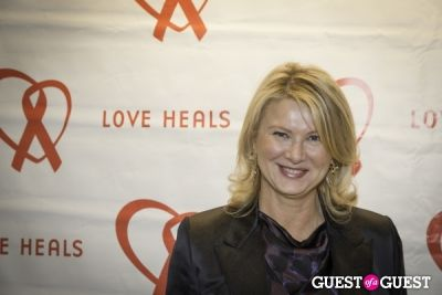 liliana cavendish in Love Heals Gala 2014