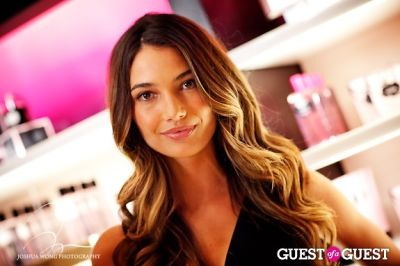 lily aldridge in FNO at Victoria's Secret