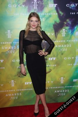 lily donaldson in Fragrance Foundation Awards 2014