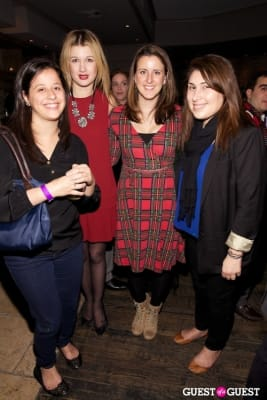 lily nathanson in Digitas Health Holiday Soiree