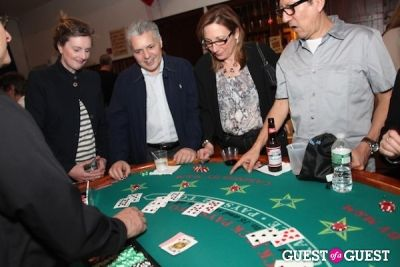 lily zivkovic--rad-zivkovic in Casino Night at the Community House
