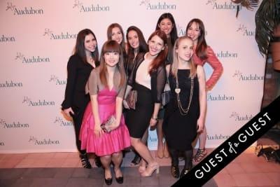 lin gao in Young Audubon Society's Gala