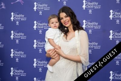 linda collins in Healthy Child Healthy World 23rd Annual Gala Red Carpet