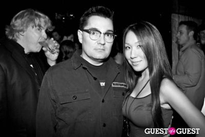 linda constant in BBM Lounge/Mark Salling's Record Release Party