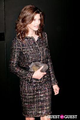 linda evangelista in Chanel Fine Jewelry Presents