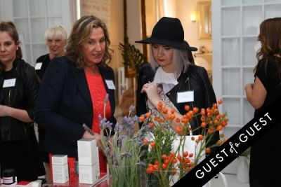 linda staslak in Discover Trilogy Press Launch