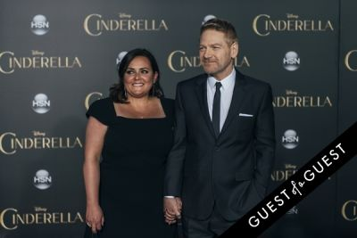 kenneth branagh in Premiere of Disney's