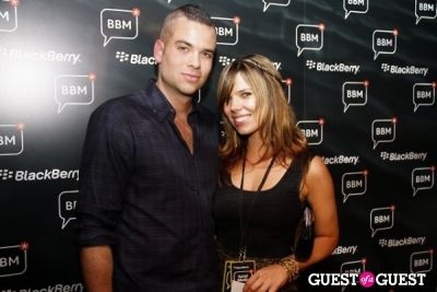 lindsay liles in BBM Lounge/Mark Salling's Record Release Party